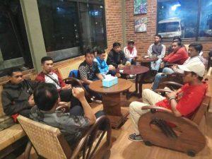 Diskusi Desa Bulukerto, Bumiaji