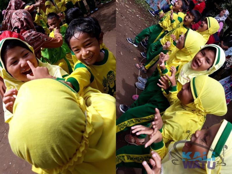 Outbound Anak bersama TK Plus Aisyiyah 2 Kertosono