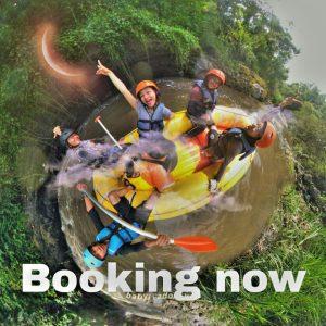 Booking kaliwatu rafting