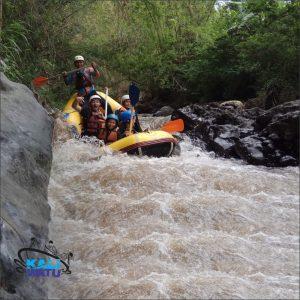 rafting kaliwatu