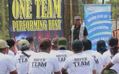 outbound team building